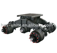 trailer axle assembly