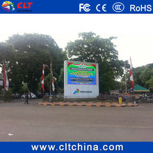 Outdoor P10 DIP Full Color Commercial LED Display