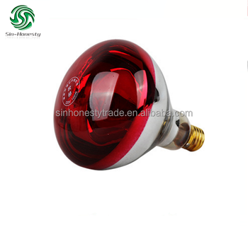 200W 250W Infrared Heating Lamp For Pig Farm