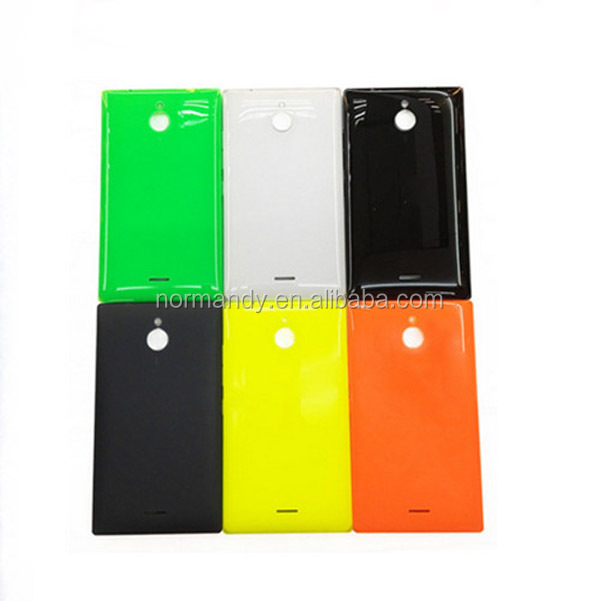 cheap price colorful accessories spare parts mobile phone plastic X2 back cover for nokia microsoft lumia X2