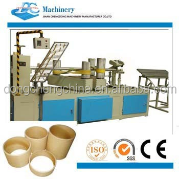 SJG-800-IV Automatic Spiral Cardboard Paper tube box core Forming Making Winding Rolling Winder Machine