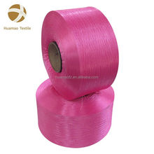 1000D colorful pp filament yarn for belt