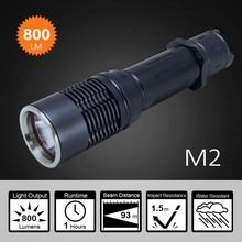 Gun-color grey rechargeable bright high light flesh torch