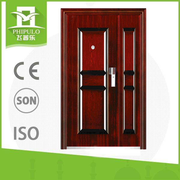china factory one and half safety door