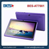 New stylish multi touch HD screen 800x480 512M 4G cheap tablet pad