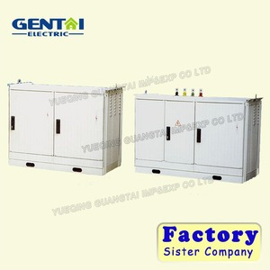 GE glass fiber reinforced unsaturated polyester box body/meter/distribution box
