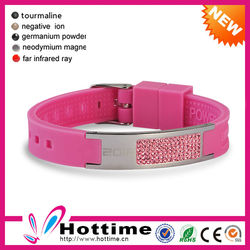 4 in 1 Elements Energy Silicone Luminous Wristbands