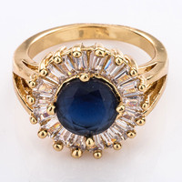 gold plated moroccan vogue jewelry wedding rings price