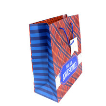 top quality luxury gift paper grocery bags