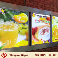 WGY-421 High quality hanging restaurant menu board
