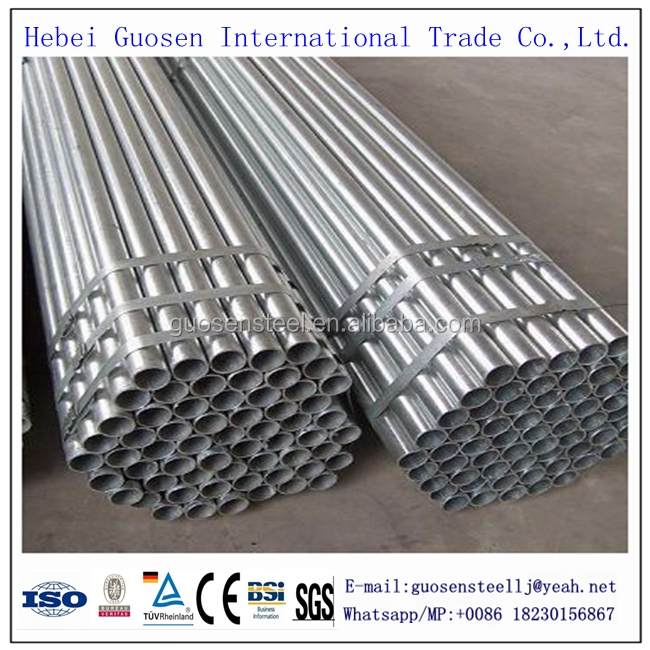 A335 seamless Alloy steel pipe building material made in China