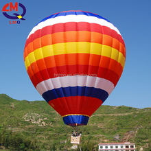 Cheap price amusement rides advertising inflatable hot air ground balloon