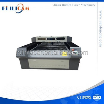 High precision 2mm carbon steel laser cutting machine 1325 for sale