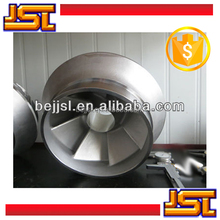 Custom stainless steel casting impeller