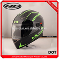 Online wholesale shop HD-09B DOT approved supplying low price helmet motorcycle