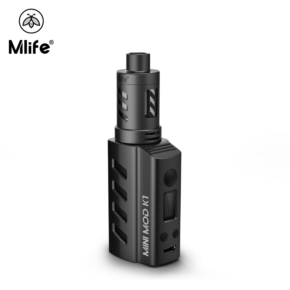 Top sell box mod 2017 Most Popular Mlife Mini Mod K1 vape wire ni80