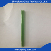 Cheap High Performance Clear Quartz Pipe Glass Test Tube With Screw Cap