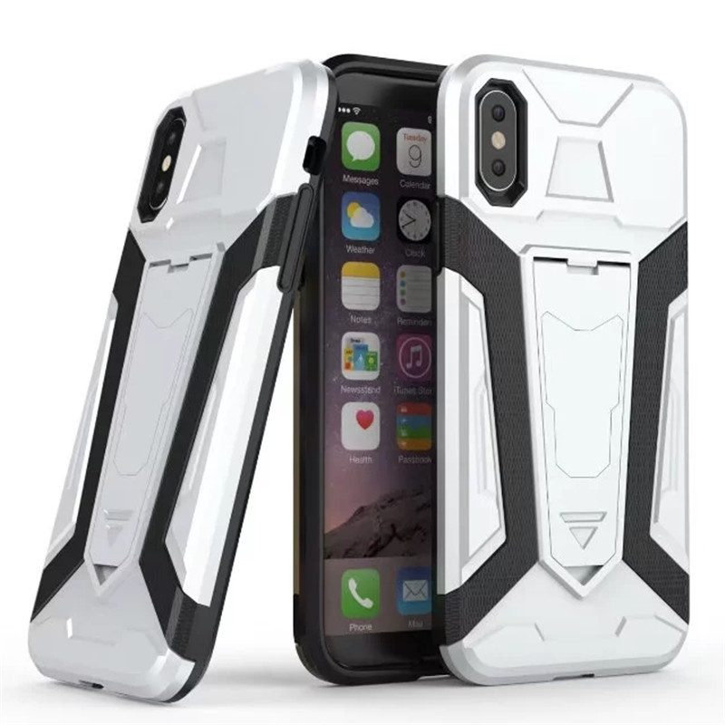 2017 Hot selling cell phone accessories for iphone 6 6s armor shield shockproof case