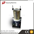 Stainless steel abrasive test vibrating sieve machine