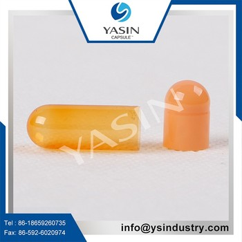 China supplier high quality vacant hard gelatin capsules,gel capsule