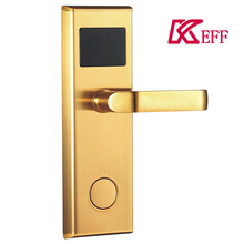 2017 New Products Stainless Steel Key Card Digital Security Keyless Software Rfid Electronic Hotel Room Door Lock