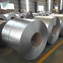 Tangshan hot rolled high quality galvanized steel roll with stock