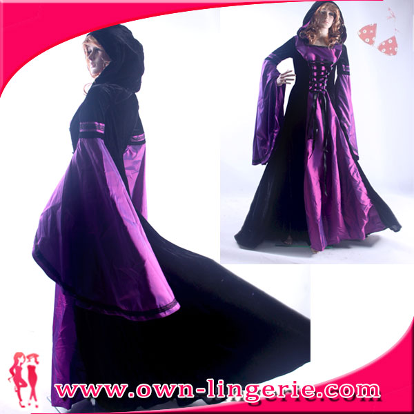 Fancy Princess Dress Cosplay sexy nun costume lingerie