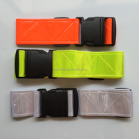 custom reflective safety waist belt