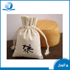 Top sale cotton fabric canvas drawstring bag
