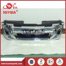 8981938690 New Items cheap hot sale car chrome front grille for ISUZU D-MAX 2012-
