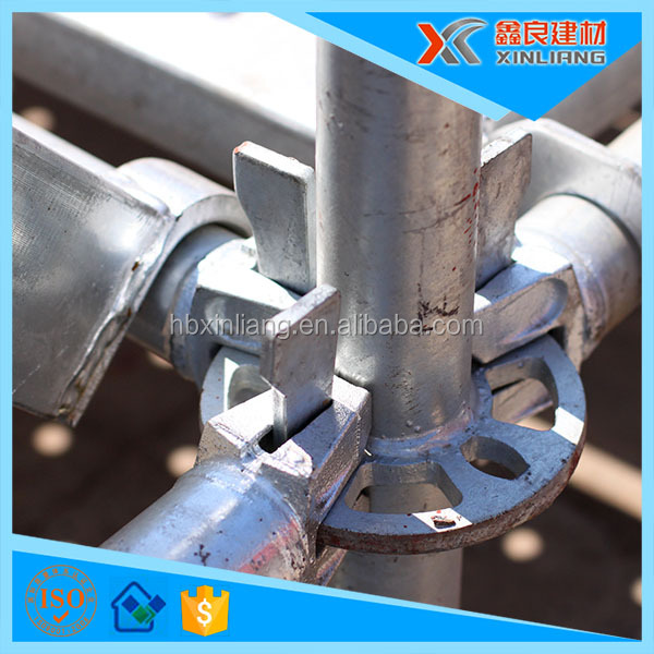 scaffolding ringlock system for construction material