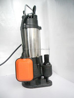 V1500F 2HP high quality ac submersible water pump submersible sewage cutter pump for Recycling dirty water