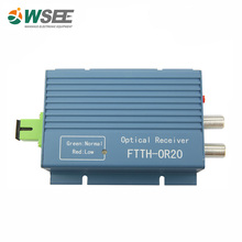 1550nm FTTH Micro Optical Node, AGC Optical Receiver