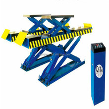 Hydraulic Double table In-ground Car Scissor Lift