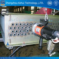 Orbital welding machine and auto welding machine used for plate welding