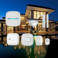 WIFI APP Android Mobile Automation Smart home alarm systerm HUB