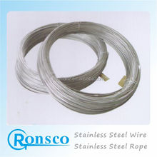 price of stainless 2mm steel wire sale to europe market