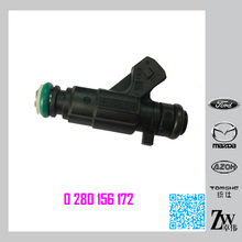 Lobo 468 engine 4 hole 172 original BOSCH 0280156172 fuel injector for Changan Star