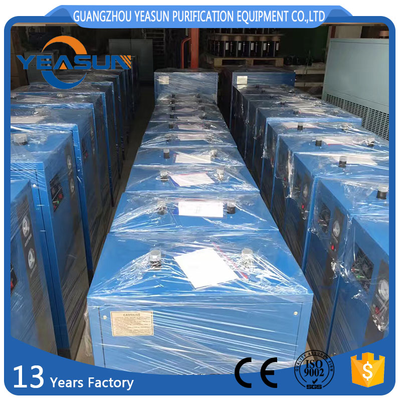 High Efficient Air-Cooling Model Function Air Dryer with ISO9001 Approved