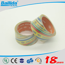 china wholesale market acrylic waterproof adhesive packaging super clear tape