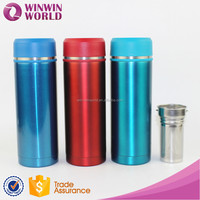 Hot Selling Stainless Steel Promotional Christmas Gift Stainless Steel Water Infuser Bottles