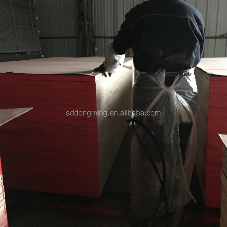 Hot Press Finger Joint Construction Marine Plywood Board