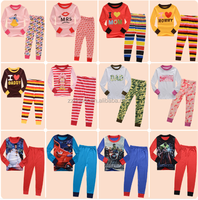 Cute Children Pyjamas 100 Cotton Kid