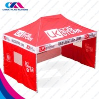 outdoor work advertisement aluminium canopy tent for sale