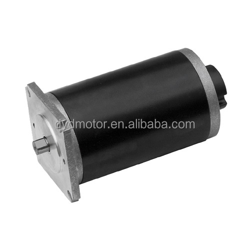 80ZY130X65-12025G1212 12V 2000rpm Brushed DC Motor with Magnetic Encoder