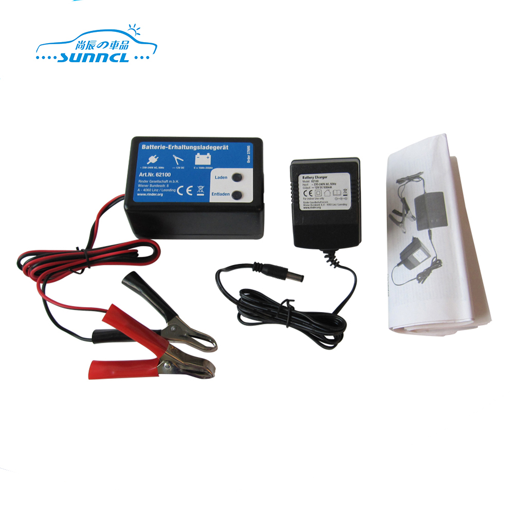Total quality controlled professional auto battery charger
