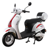 EEC certificate 60v 20Ah lead acid battery road scooter electric two 2 wheels 2000 watt electric scooter