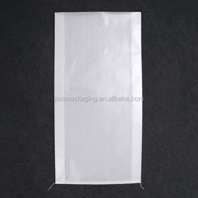 factory of pp polypropylene woven bag 50kg 25kg for fertilizer, white sugar, food, feed