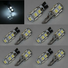 Canbus Car Bulb Wedge T10 9 SMD 5050 LED Side Light