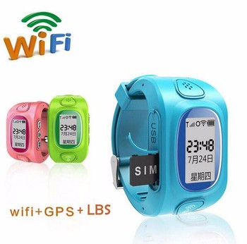 GPS/GSM/Wifi Tracker Watch for Kids Children Smart Watch with SOS Support GSM phone Android&IOS Anti Lost Y3